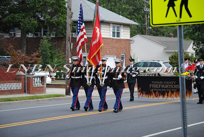 6th Battalion Parade Hosted by East Meadow F.D.9-17-11