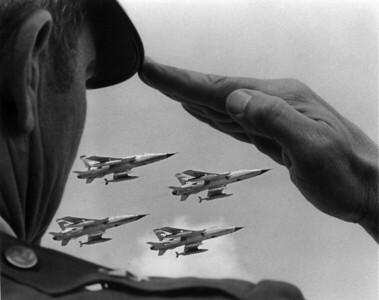Ronnie Franklin - Air Force Time