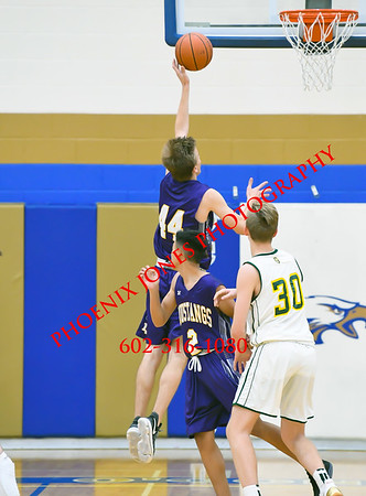 11-22-17 - Greenway vs. Sunrise Mountain (Sunnyslope Hoopsgiving Tournament)  Boys Basketball