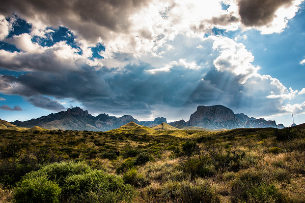 Big Bend National Park October 2016