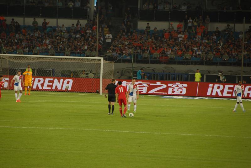 [20130611] Holland vs. China @ Gongti, Beijing (3).JPG