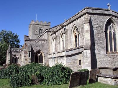 St Mary The Virgin, Church of England, Church Walk, Ambrosden, OX25 2LY