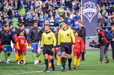 MLS Playoffs RSL vs Sounders FC 2019-10-23