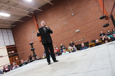 Liberty States Wrestling 10 Year Anniversary Show March 15, 2019