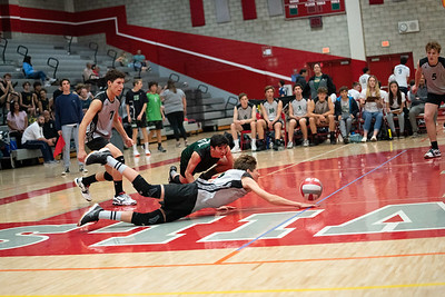2020-02-29 Poway High Varsity VB at Sweetwater High