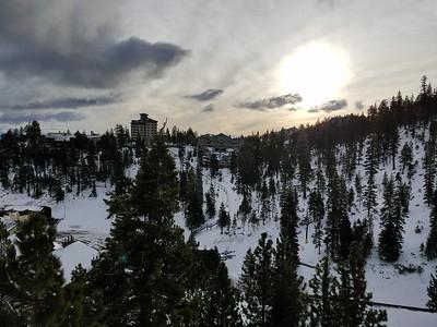 Tahoe Ridge Resort Thanksgiving 2016