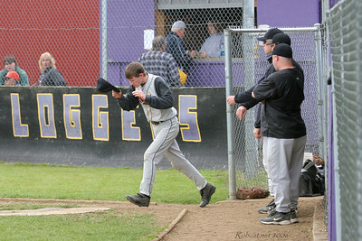 Baseball (District) - Napavine HS (9) vs Rainier (7) - 2006/05/12