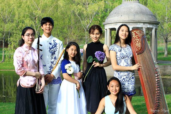 Weng Hui's NEC Ensemble - May 9, 2015