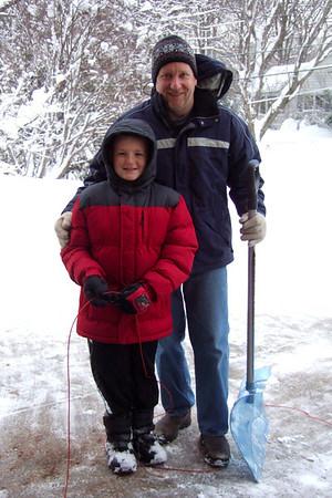 Second Snowstorm (10 Feb 2010)