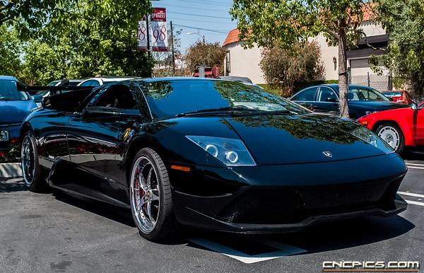 Los Angeles Lamborghini Club Annual Lunch