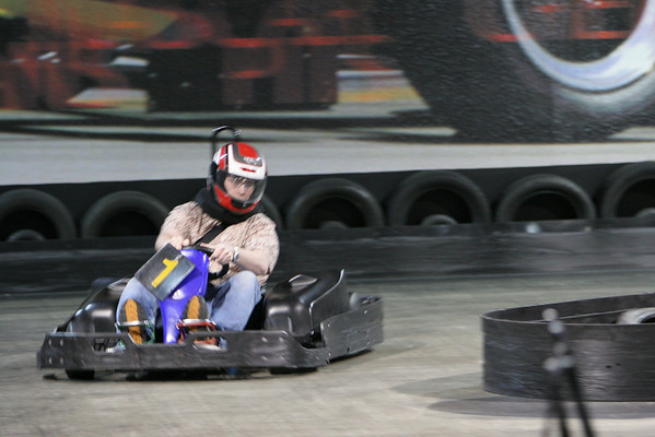 WinFS SQL/CLR DRIs Go Karting