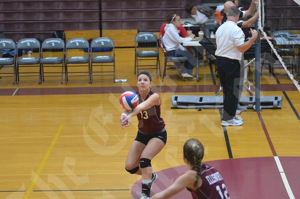 Volleyball: Greely vs Ellsworth; 10/26