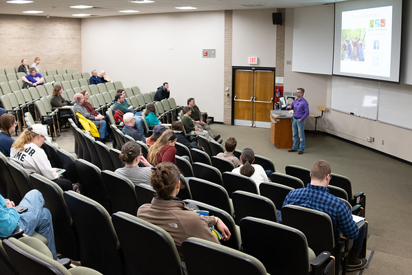 College of Natural Resources Lecture Series