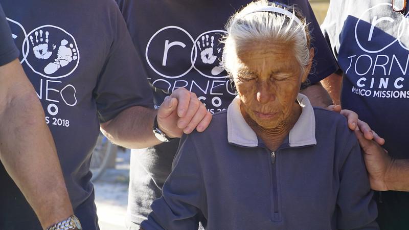 Prayer in Nava MX
