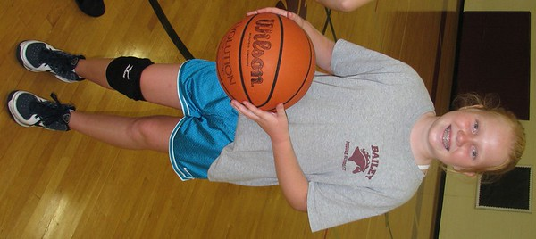 2010 Summer Sports Camp Week 7