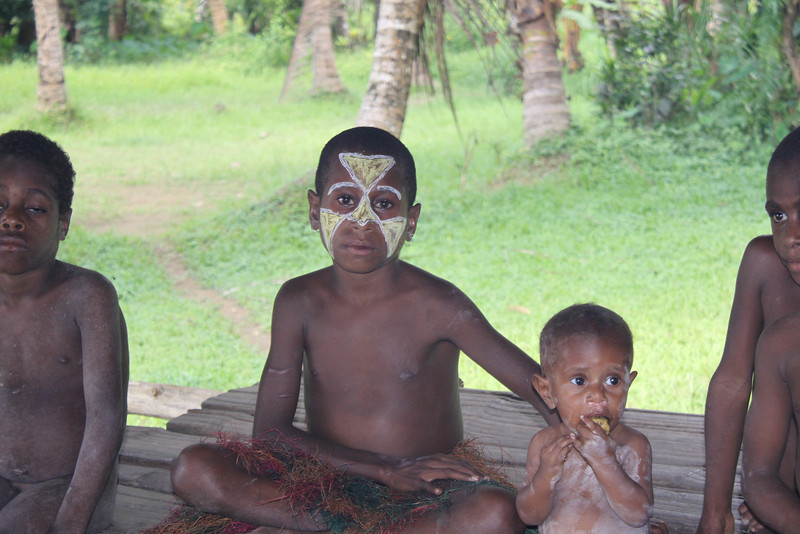 boys in Kundiman village