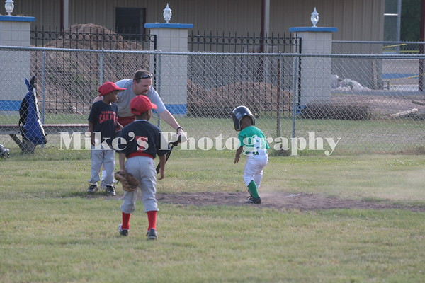 T Ball 4th Game