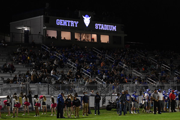 UCHS Football vs Chuckey-Doak - October 2020