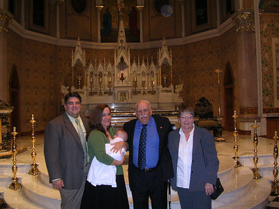Clare Baptism - October 7, 2006