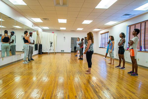 July 2019 Afro Dance Basics Workshop