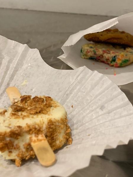 2019.07.27 Dessert in Silverlake