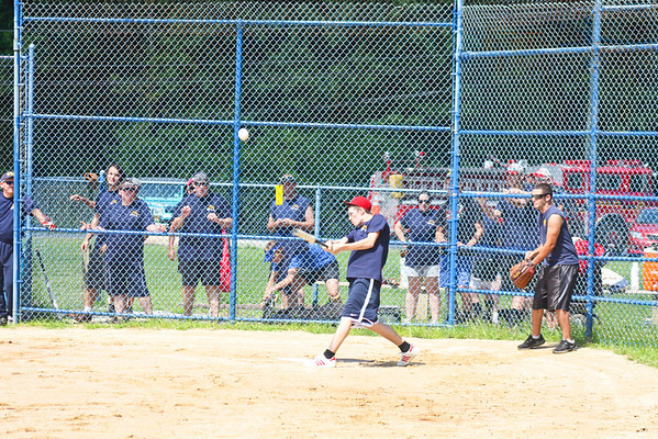 CPFD Baseball Game - Photographer Dan Smith