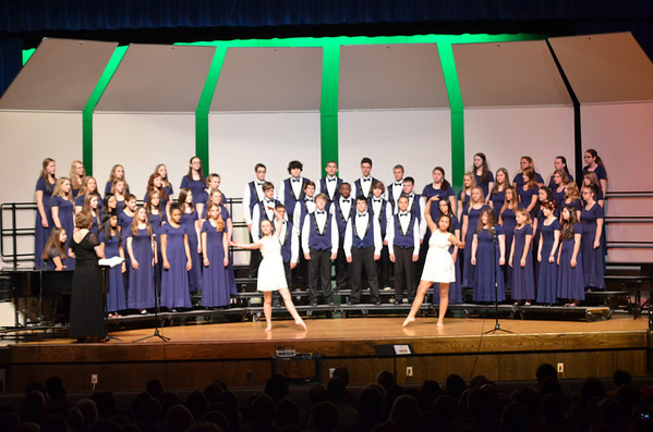 WHS Spring Concert 2014