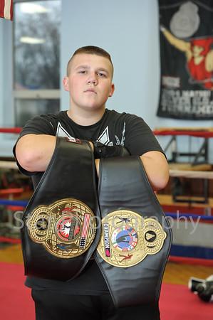 Boxer Ty Breland 1-2-2014