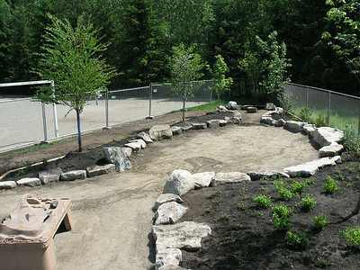 2006/03 - McAuliffe Playground and Habitat Construction