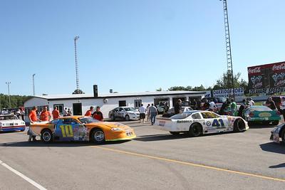 APC Partsource 142, Delaware Speedway, Delaware, ON, June 26, 2009
