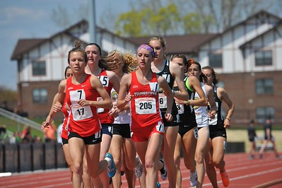 2015 Horizon League Outdoor T&F Championships - May 2, 2015