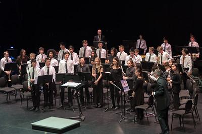 2020_01_23 Instrumental Music Dept Concert - Concert Band