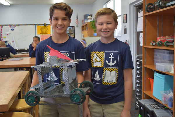 Vex Robotics Free Build