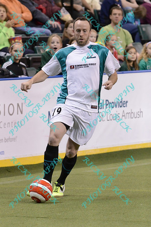 2/21/14-MISL St. Louis Ambush vs Milwaukee Wave