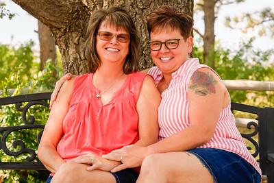 Tina & Audra