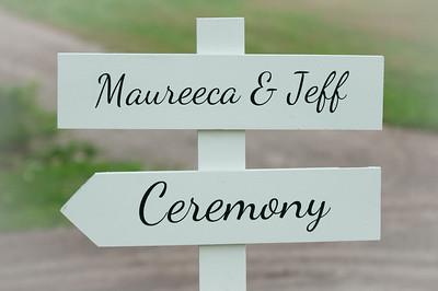 Maureeca-Jeff Ceremony