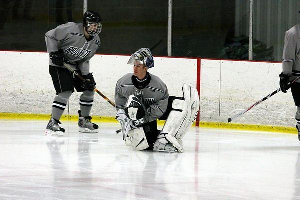 Bridgton Academy Hockey vs. Boston Advantage Jan 31, 2009