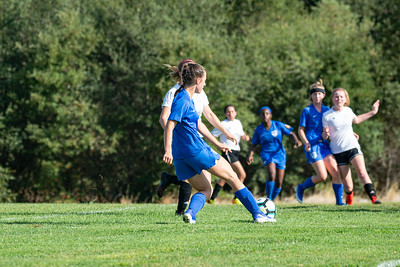 190809 - 04 Girls U16 - San Juan ECNL @ Manteca