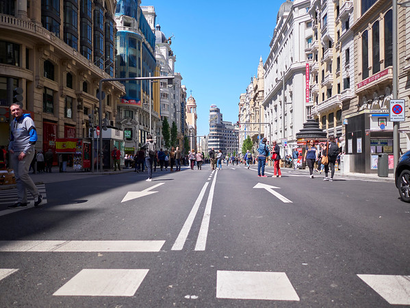 Madrid, 2019