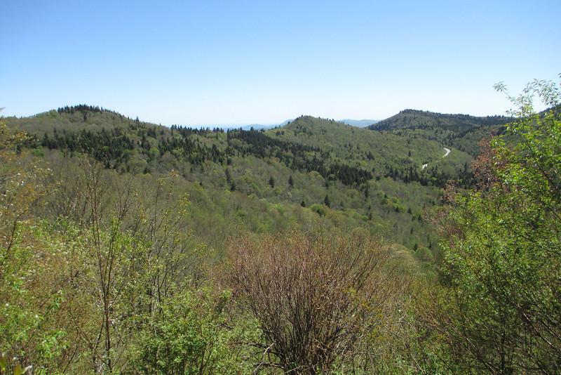 Mountains-to-Sea Trail