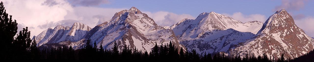 Grenadier Range Panorama-1   southwestern Colorado