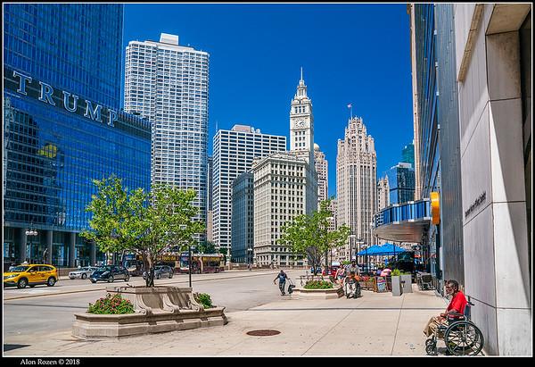 Chicago sights