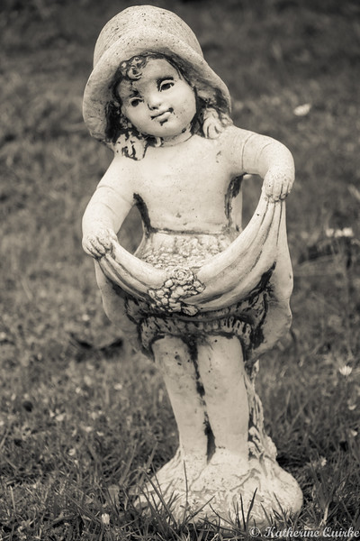 Little Girl Statue