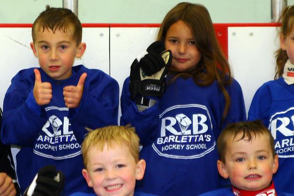 RB Hockey Learn to Skate Aug 10, 2007