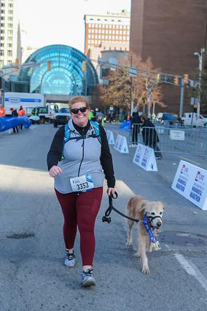 Loni's Monumental Marathon!