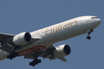 Boeing 777's of Emirates