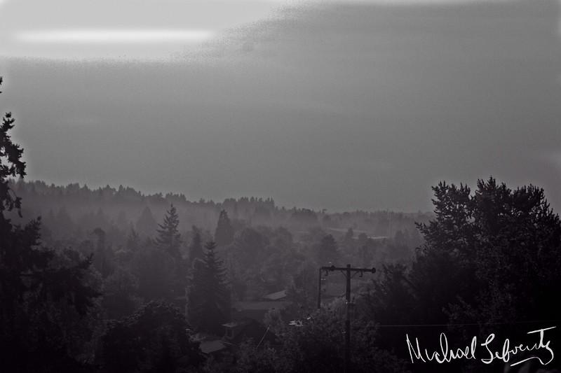 smoke  in the valley #12 bw_jpg