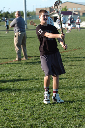 WMHS Boys LAX vs Frederick 5-11-12