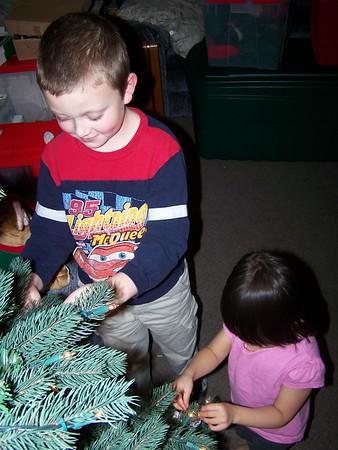 Christmas Decorating 2007