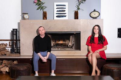 Celeste and Brian 2019